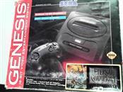 SEGA Sega Genesis GENESIS MK-1631